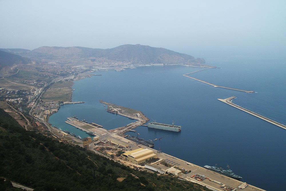 Former Naval Base Mers El Kebir