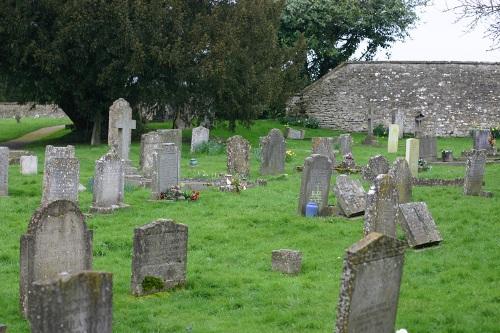 Commonwealth War Graves St Matthew Churchyard