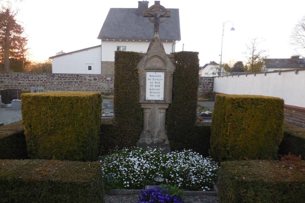 Mass Grave Sankt Vith