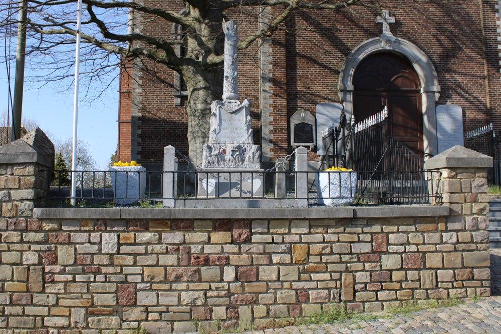 War Memorial Enines