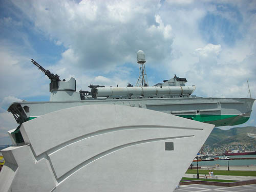TK-351 Torpedo Boat Novorossiysk