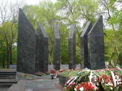 Mausoleum Russische Helden & Officieren Daugavpils