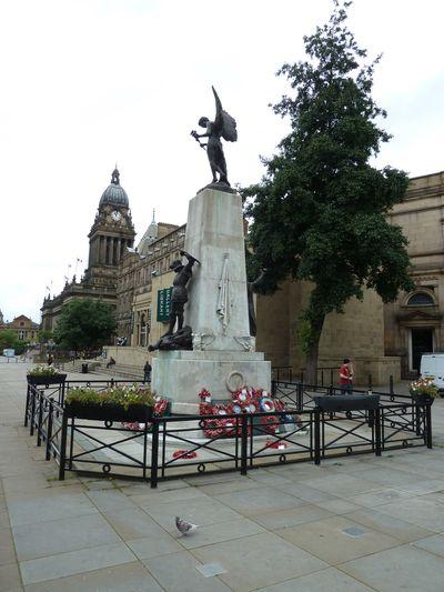 War Memorial Leeds