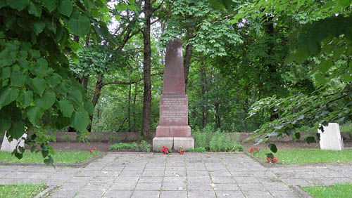 Soviet War Cemetery Aknīste