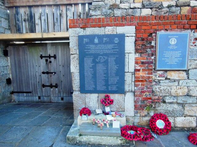 Monument Omgekomen Leden van de Marine