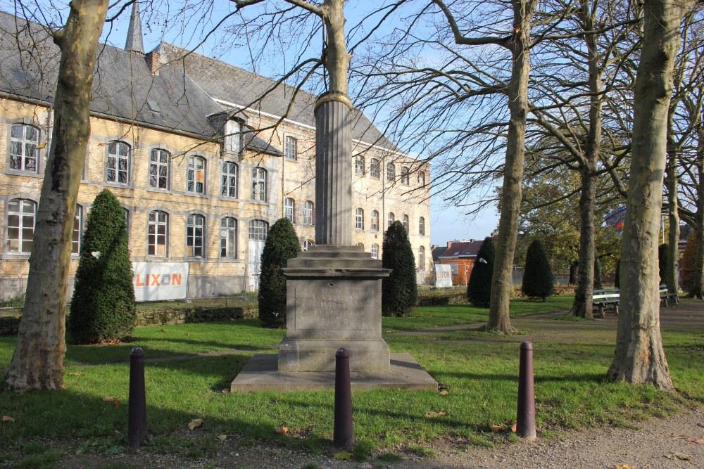 Monument Belgische Opstand Nivelles