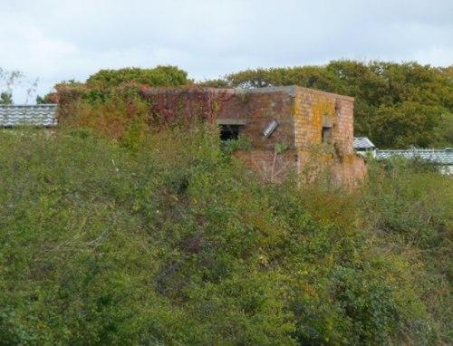 Bunker Blue Anchor