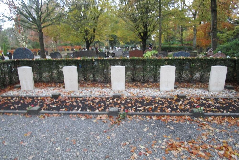 Oorlogsgraven van het Gemenebest Nunspeet