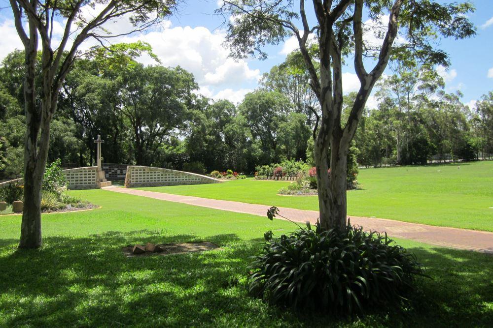 Australische Oorlogsgraven Pinnaroo Lawn Cemetery