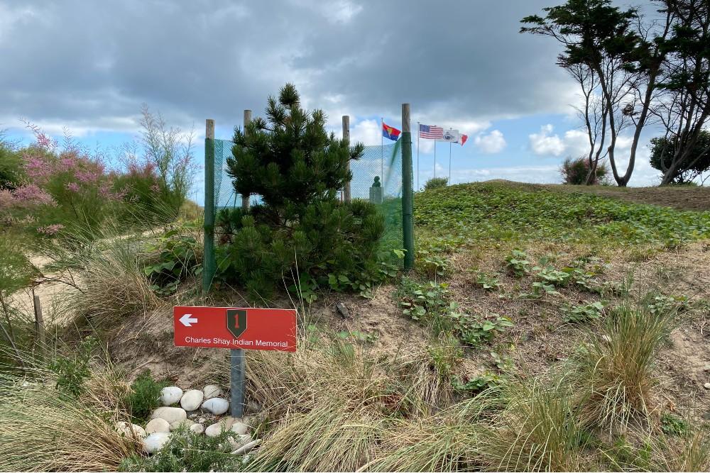 Charles Shay Indian Memorial