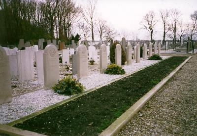 Dutch War Graves 's Gravenzande