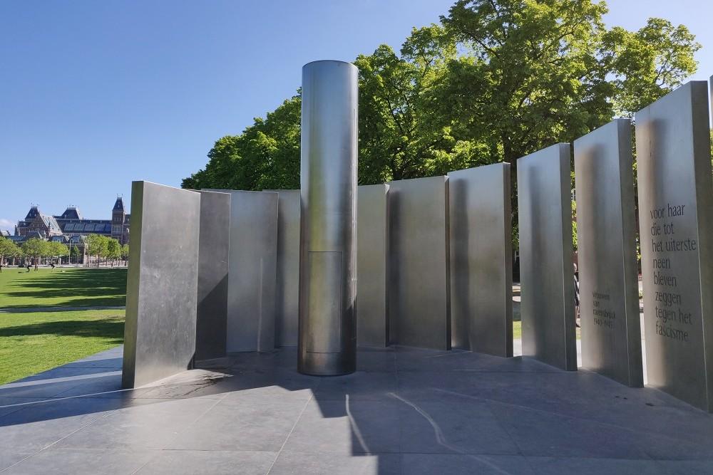 12-04: Terugkijken: De Vrouwen van Ravensbrück-herdenking