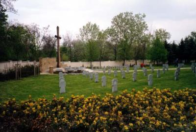 German War Cemetery Preßburg / Bratislava