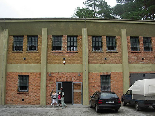 DAG Ammunition Factory - Exploseum (NGL-Betrieb Complex)