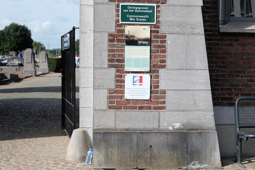Franse Oorlogsgraven Aalst