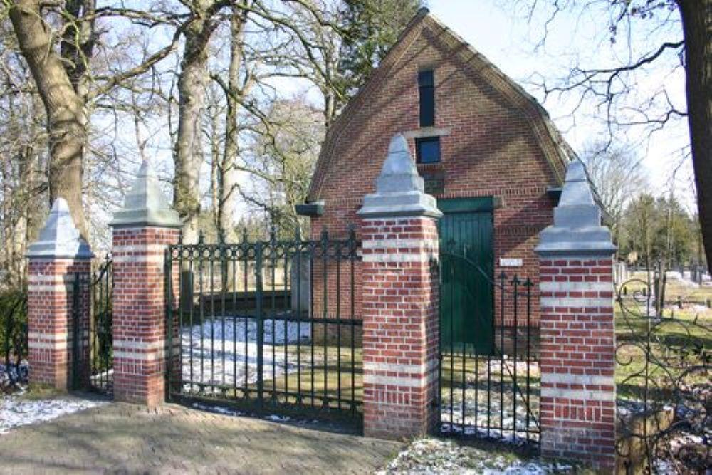 Nederlands Oorlogsgraf Joodse Begraafplaats Winschoten