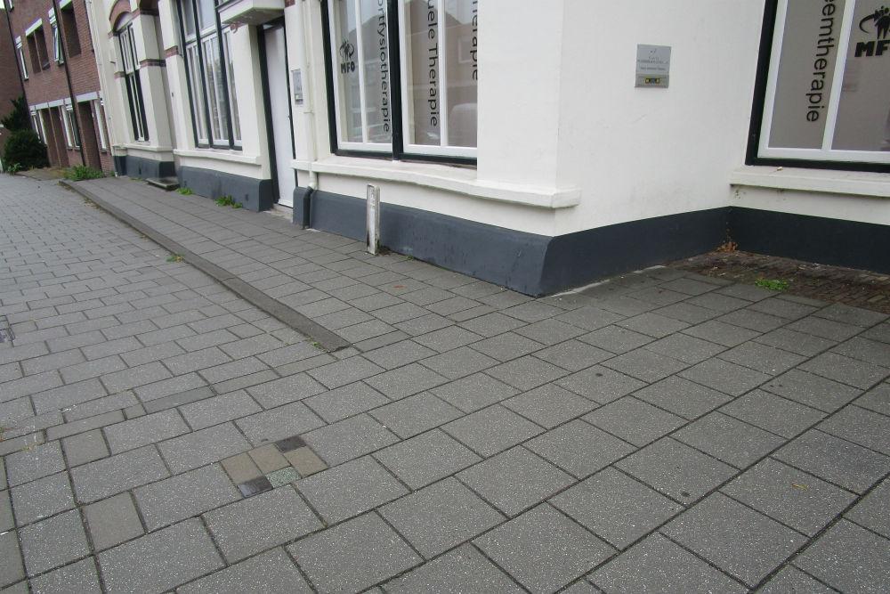 Stumbling Stones Hengelosestraat 2