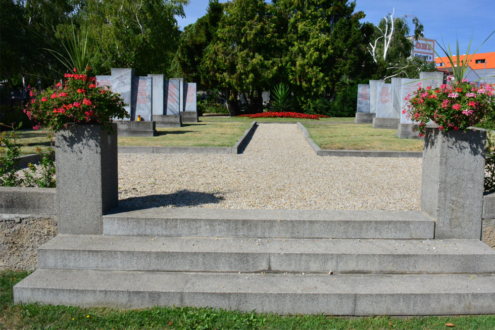 Sovjet Oorlogsgraven Matzleinsdorf