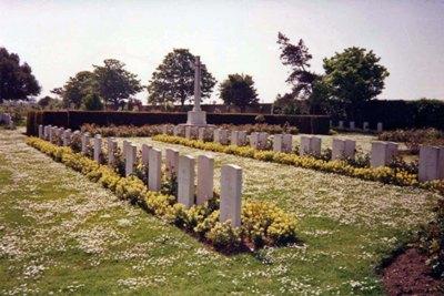 Oorlogsgraven van het Gemenebest Margate Cemetery
