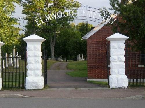 Commonwealth War Graves Elmwood Cemetery