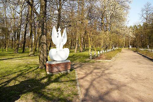 Poolse Oorlogsgraven Modlin