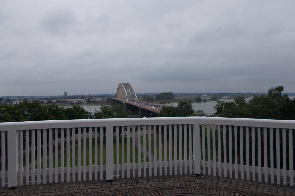 Terrace Villa Belvédère Nijmegen