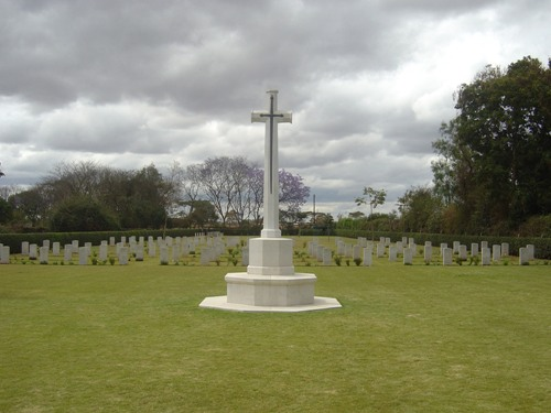 Commonwealth War Cemetery Thika