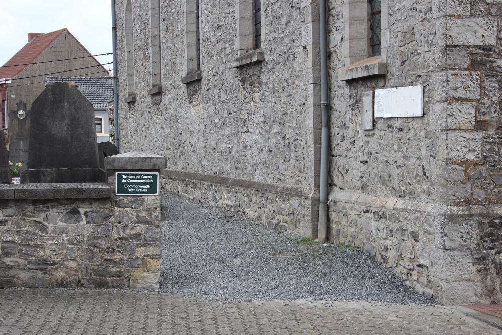 Commonwealth War Graves Ere
