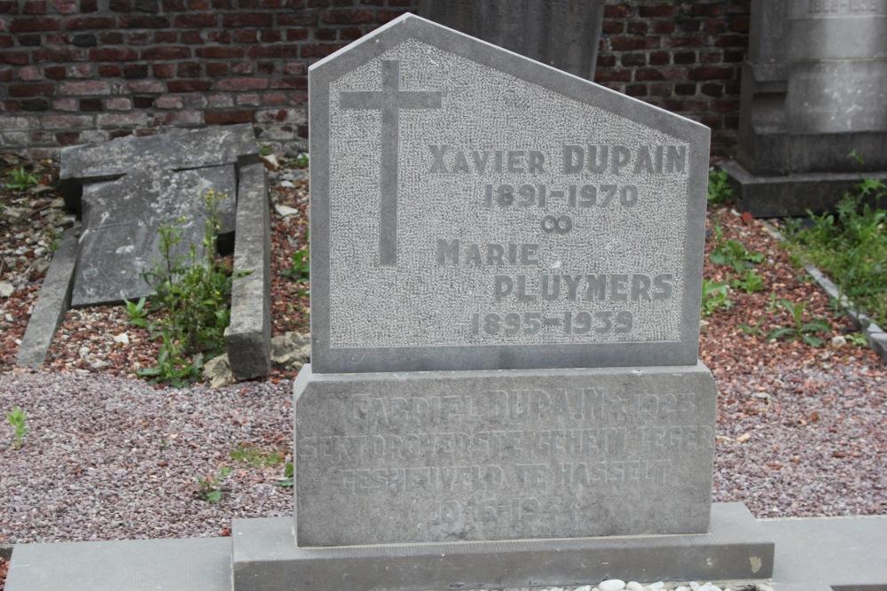 Belgian War Graves Heks