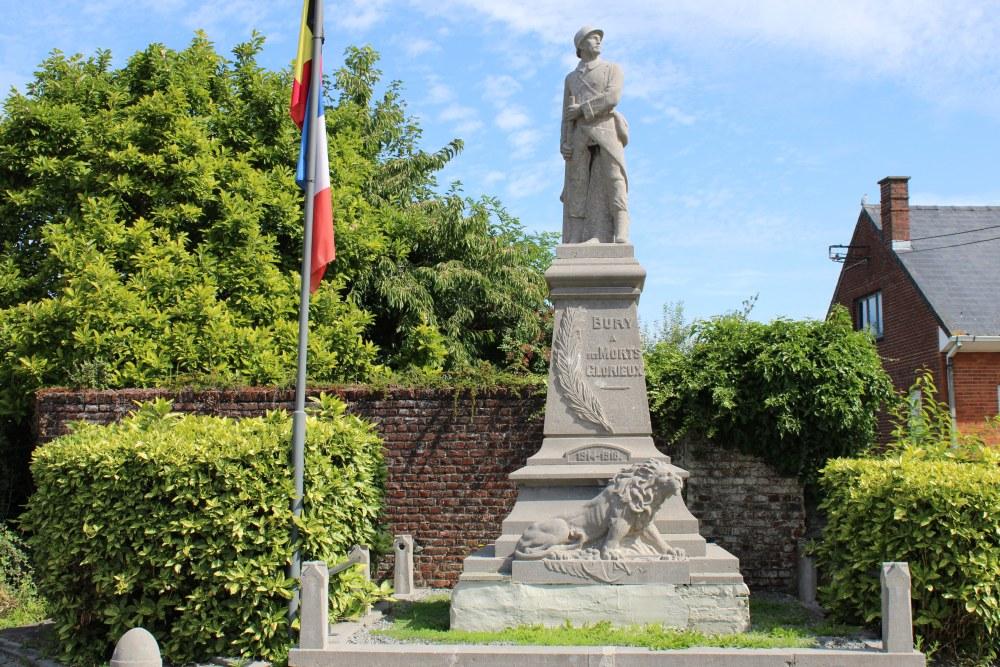 War Memorial Bury