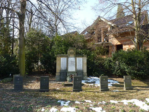 Soviet War Graves Brno-Jundrov
