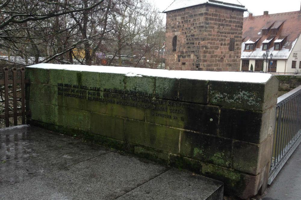 Memorial Main Synagogue Nürnberg