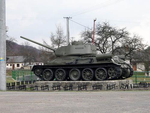 T-34/85 Tank Svidnička