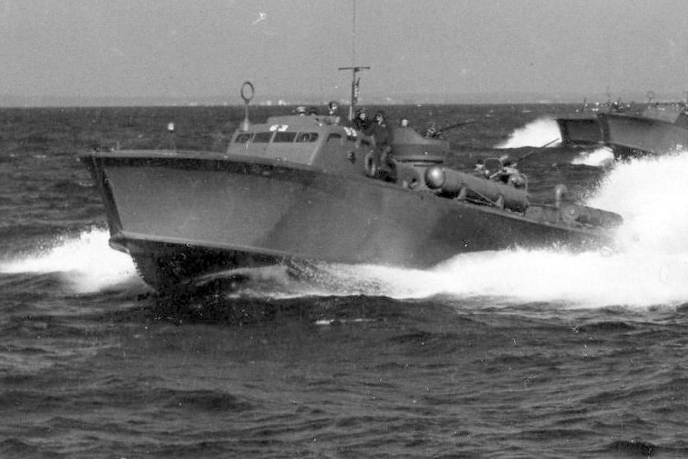 Scheepswrak PT-63