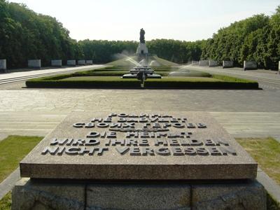 Sovjet Gedenkteken (Treptower Park)