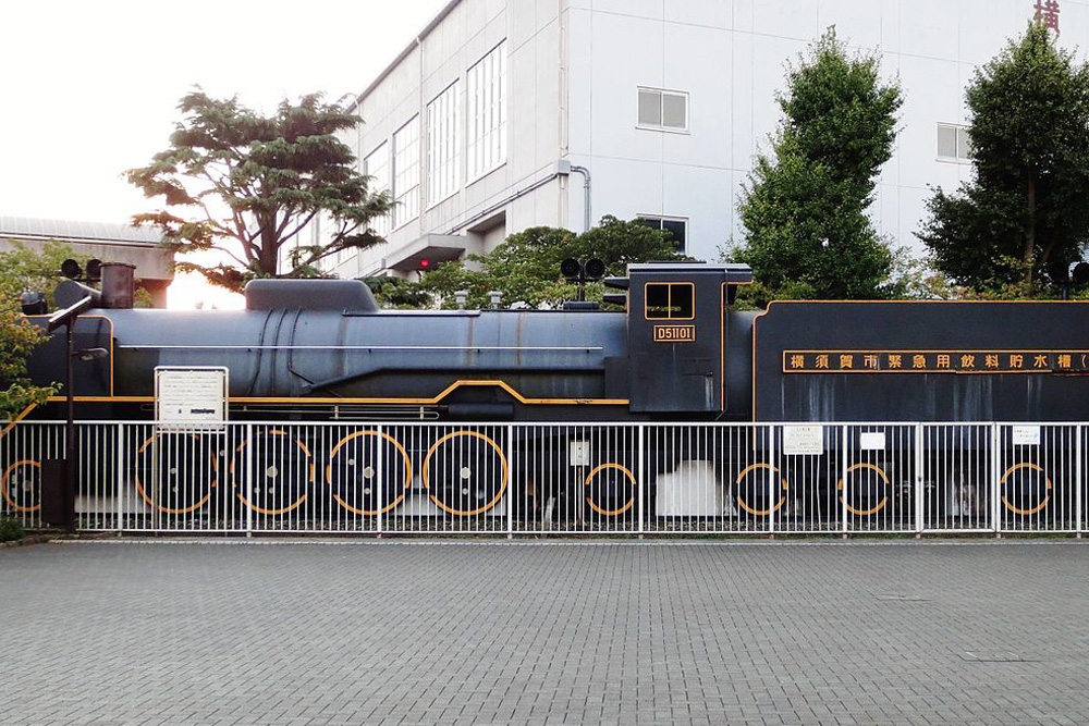 D51 101 Steam Locomotive