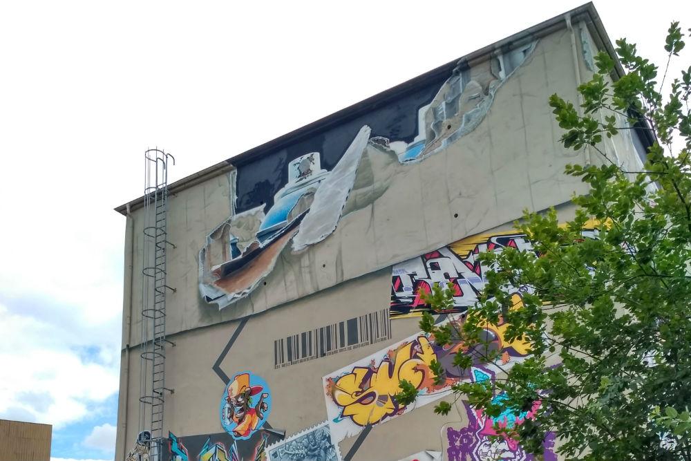 Hochbunker Lloydstrasse