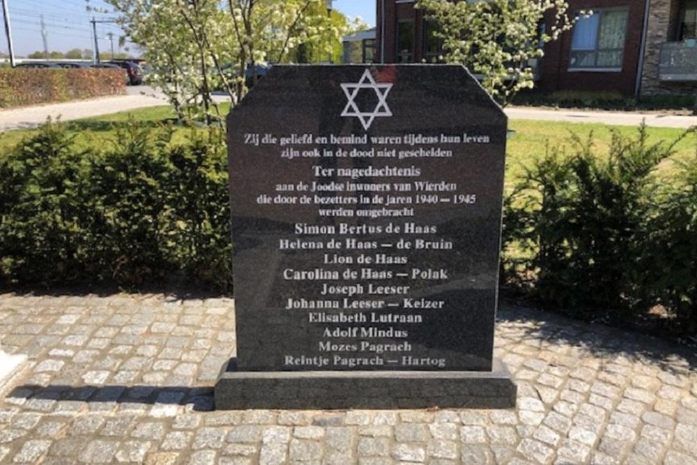 Jewish Memorial Wierden