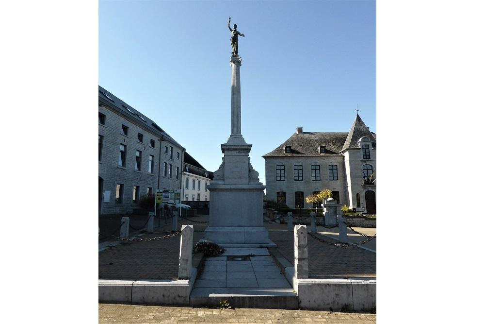 War Memorial Mettet