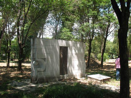 Holocaust Memorial Komotini