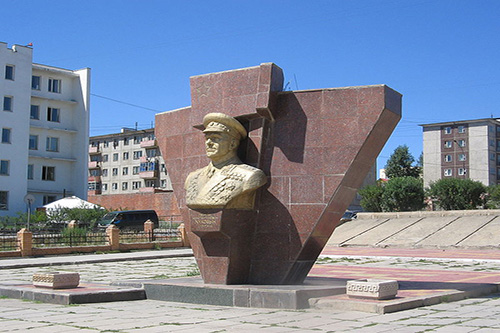 Georgy Zhukov Memorial