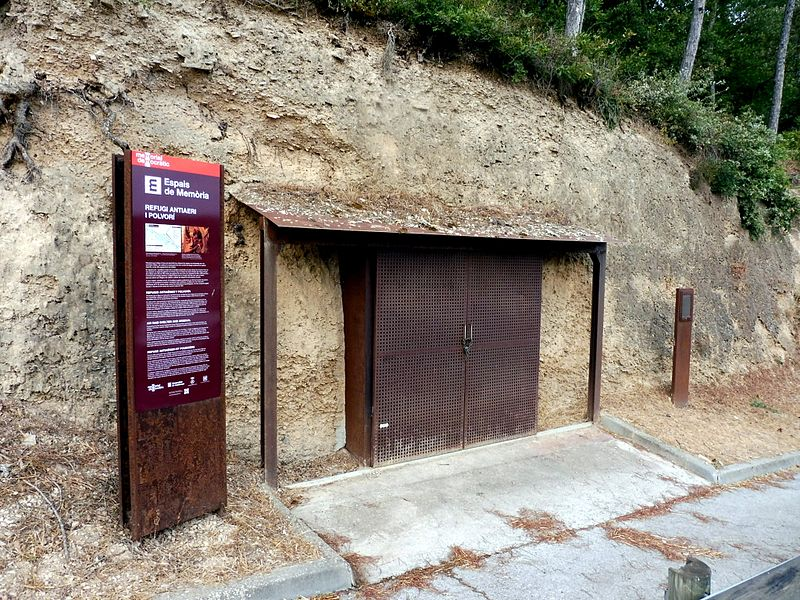 Air-raid Shelter Pujalt