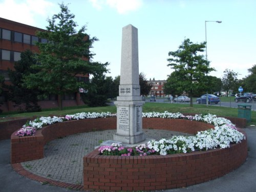 War Memorial Borehamwood