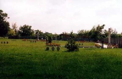 German War Cemetery Jassy / Iasi