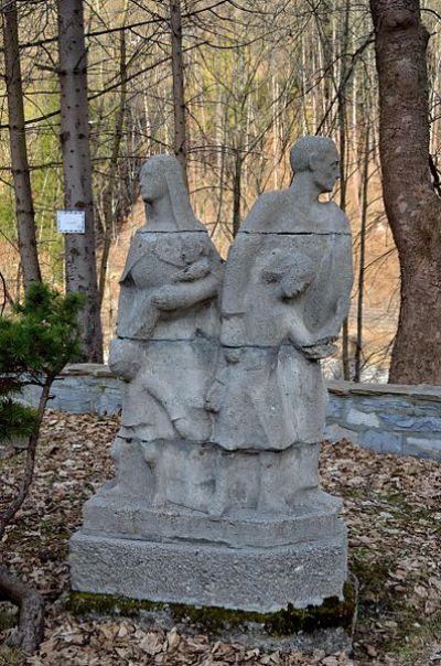 Memorial German Fallen Lend