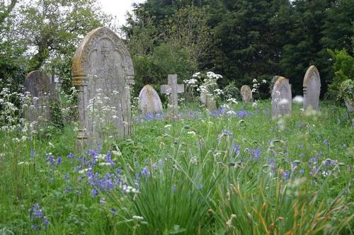 Commonwealth War Graves St John Church Cemetery
