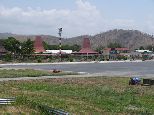 Presidente Nicolau Lobato Internationale Luchthaven
