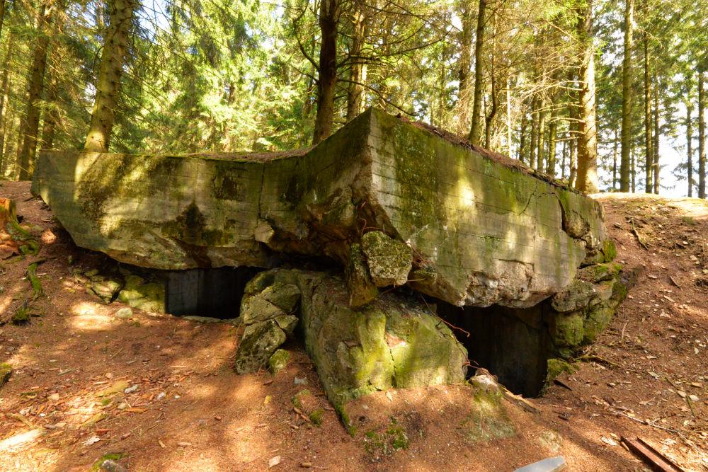 Bunker P105 Ochsenkopf-Peterberg