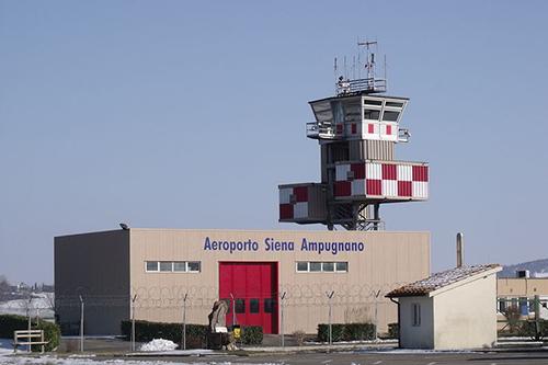 Luchthaven Siena-Ampugnano