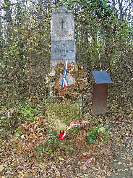 Franse Begraafplaats Slag van Aspern-Essling